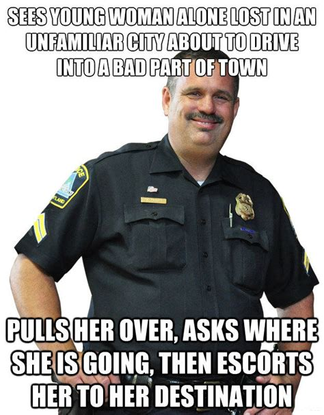 Cop Meme - good guy cop meme