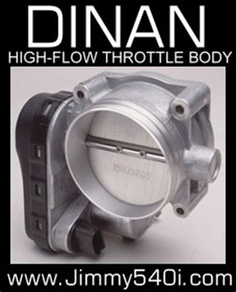 dinan high flow throttle body for bmw 330i 530i x5 z3 dinan leader in bmw performance parts dinan high flow throttle body