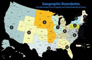 united states district courts map douglas whaley terms you should