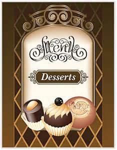 desserts menu template amp design id 0000002024