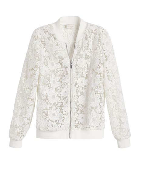 Where To Buy Chico S Gift Card - chico sallover lace bomber jacket