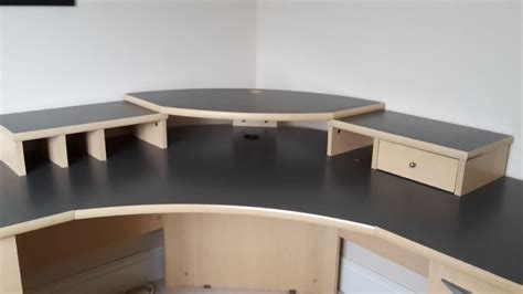 Large Corner Office Desk by Large Corner Office Desk Work Station In Coventry West