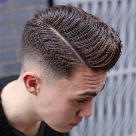1 12 inch diag haircut 30 fade haircuts for men 2018