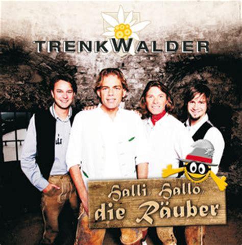 Halli Hallo öle by Trenkwalder Tous Les Albums Et Les Singles