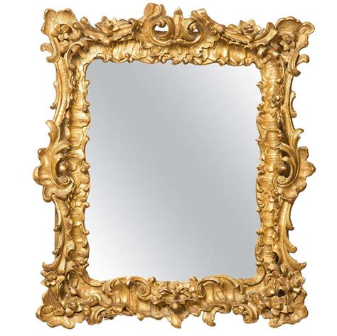 mirror frames 18th century french rococo mirror frame at 1stdibs