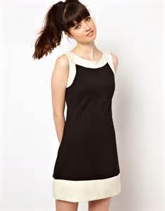 black and white dresses attractive black and white dress to add to ur wardrobe godfather style