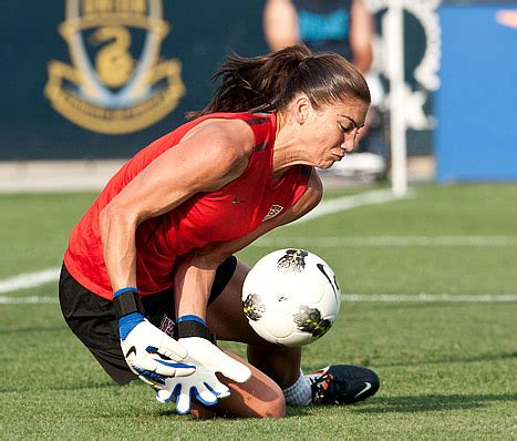 hope solo: 5 things you don't know us weekly
