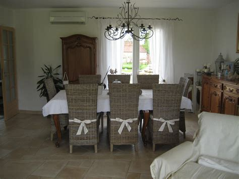 rideau pour salle a manger
