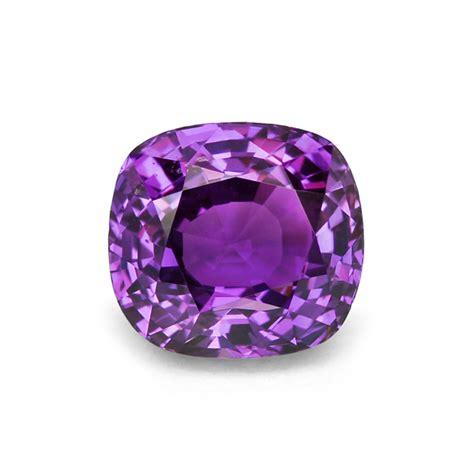 Purple Sapphire unique sapphires the ideal choice
