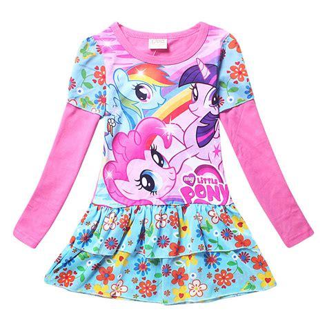 Lil Poni Blue Dress knb my pony dresses of autumn pony a line dress for baby baby gilrs