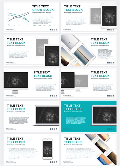 business idea template for business idea powerpoint template now