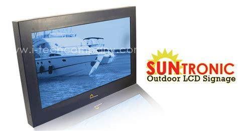 rugged marine rugged marine grade high brightness 46 lcd 1200 nits large yacht displays and monitors model