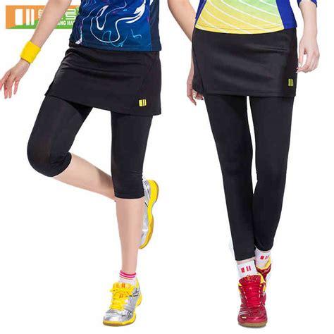 No Boundaries Sport Legging Celana Olahraga Fitness sports legging 2 pieces skorts running