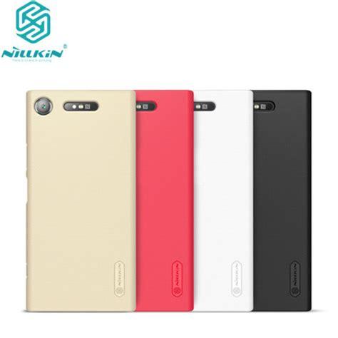 Sony Xperia Xz1 Soft Nillkin Nature Series nillkin frosted shield for sony xperia xz1 5 2 us 11 0 nillkin