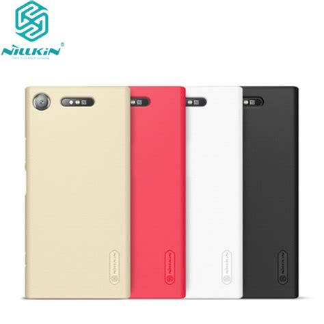 Sony Xperia Xz1 Soft Nillkin Nature Series nillkin frosted shield for sony xperia xz1 5 2