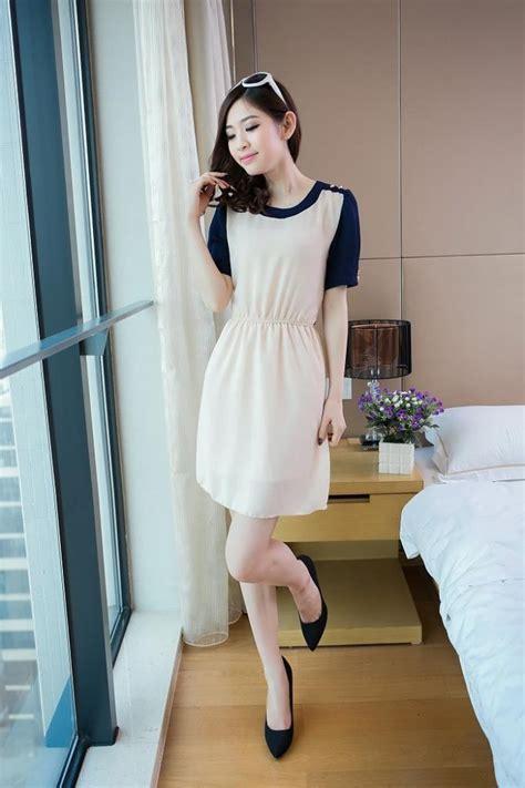 Dress Wanita dress wanita korea terbaru 2014 model terbaru jual