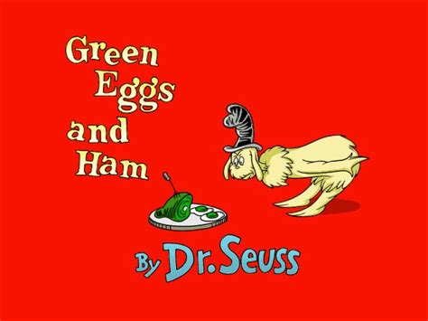 The Living Room Green Eggs And Ham 100 Best Children S Books Of All Time Ages 2 5