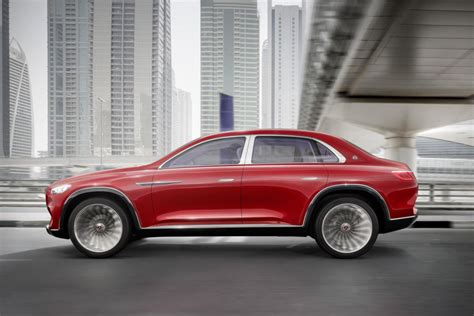 maybach mercedes jeep vision mercedes maybach luxury suv concept