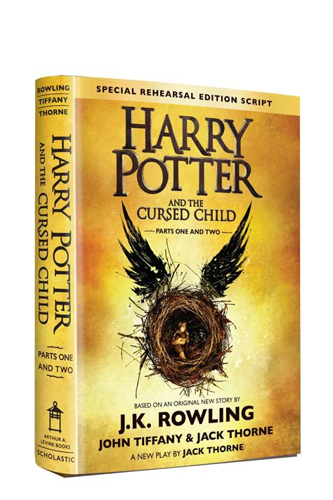 Ori Harry Potter And The Cursed Child Part One And Two Playscript quot harry potter and the cursed child quot has already broken this amazing record