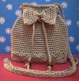 s crocheted bags jpnylonsling