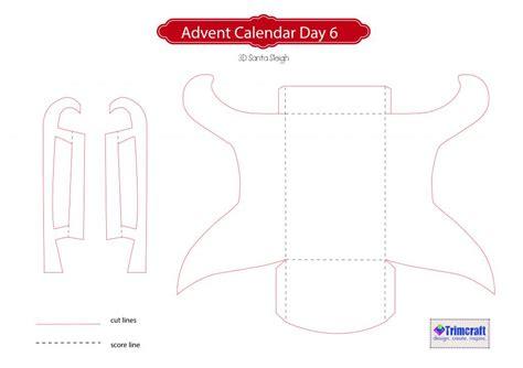 diy paper sleigh kids free diy sleigh templa craft inspiration