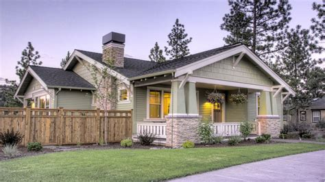 craftsman home plan northwest style craftsman house plan single story