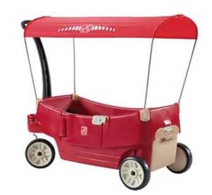 Canopy Wagon by Cyber Monday Deal 56 99 Shipped Step2 All Around