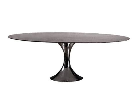 Black Oval Dining Table Black Oak Dakota Oval Dining Table Mecox Gardens