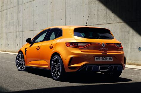 2018 Renault Megane Rs Price Performance Specs And