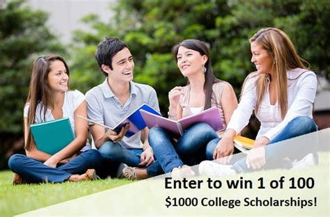 Win Free College Tuition Scholarship Sweepstakes - iagmasep 100 000 scholarship contest sweepstakesbible