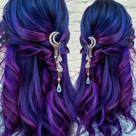 02958 Hair Clip Hairclip moon tassels hair awh0003 wh0003 vpfashion