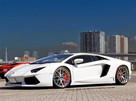 modified sports cars lamborghini aventador modified concept sport car design