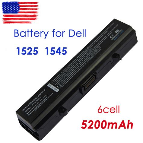 Battery Dell 1440 1525 battery for dell gw240 rn873 inspiron 1525 1526 1440 1545