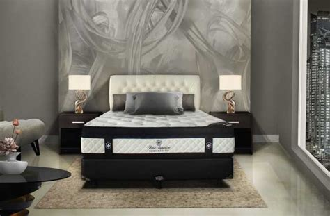 Kasur Bed Central Gold central blue shapire springbed surabaya