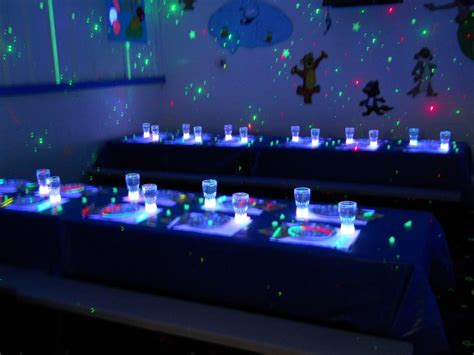 Party Themes Westville | glow in the dark party theme yelp