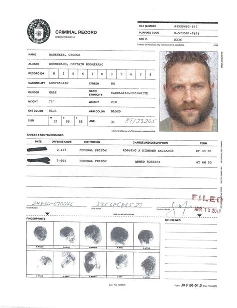 With A Criminal Record by How To See Someone S Criminal Record Quora