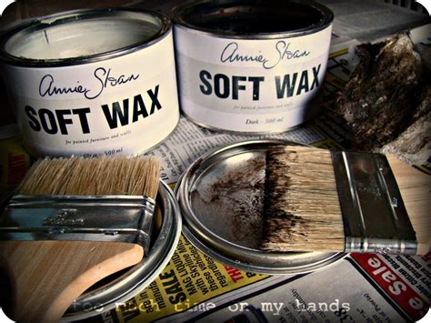 chalk paint diy wax diy chalk paint and how to soft wax sloan paint