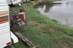 backyard fishing backyard fishing at the rv park does it get any better