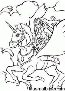 ausmalbilder kostenlos pferde 26
