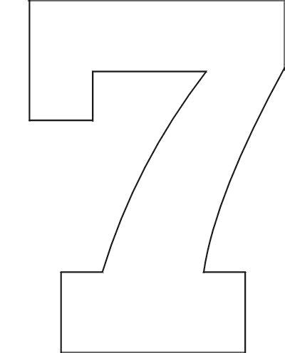 large printable numbers download best 25 number stencils ideas on pinterest number