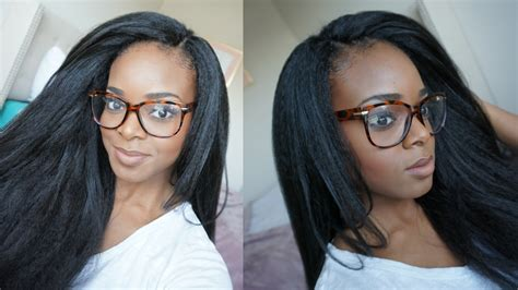 what is the best kanekalon hair for crochet braids crochet braids with kanekalon hair invisible knot youtube