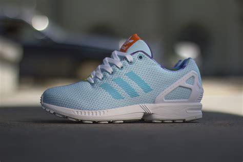 Flux Blue Light s adidas zx flux weave quot light blue quot eu kicks sneaker magazine