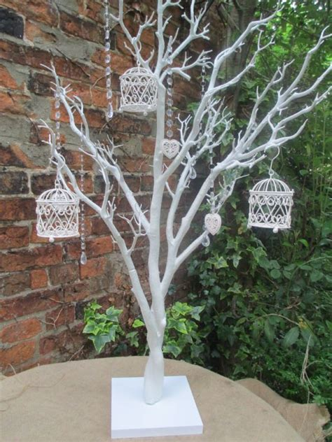 white tree decorations uk trees and make it on