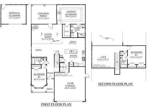 typical house floor plan dimensions southern heritage home designs house plan 2219 b the dawson b