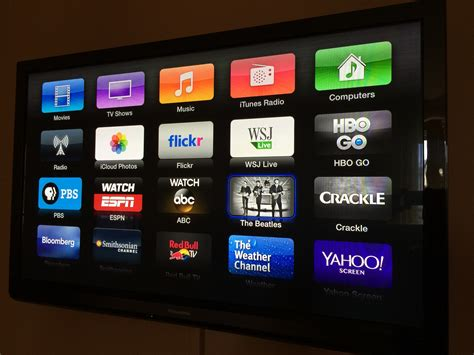 wallpaper apple tv 4 ios 7 references unreleased apple tv hardware