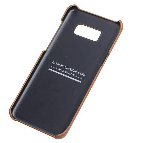 Matte Samsung Galaxy S8 Plus Slim Black Matte genuine leather matte samsung galaxy s8 plus back cover