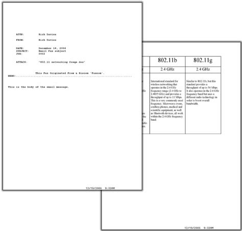 generic fax cover sheet sle fax exle