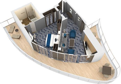 royal caribbean two bedroom suite royal suites sky class