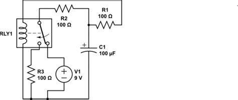 relay capacitor oscillator create a simple oscillator using relays electrical engineering stack exchange