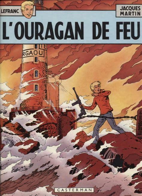 Lefranc 2 L Ouragan De Feu